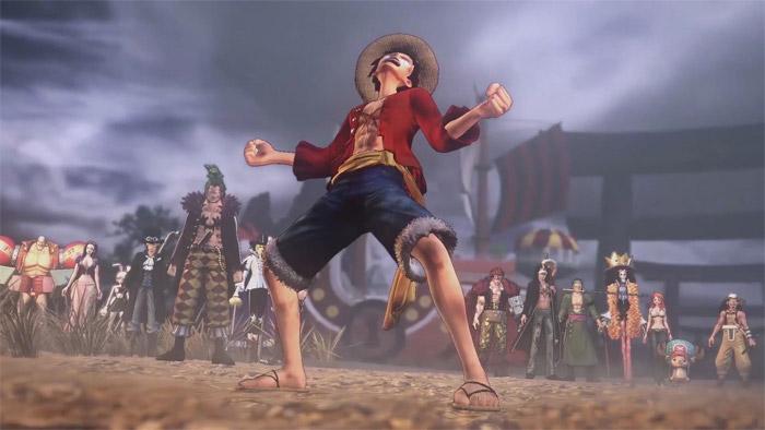 ワンピース 海賊 無双 4